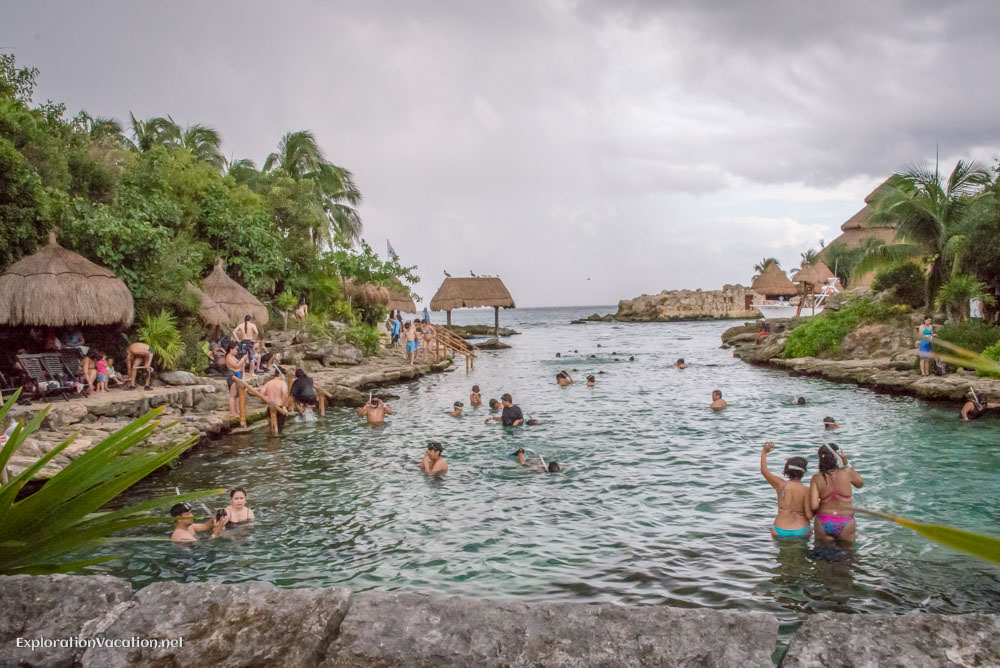 Visiting Xcaret in the Mexican Yucatán